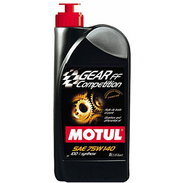 Motul Gear Competition 75W-140 / 1 Liter Dose