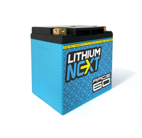 Lithiumax MEDOS Motorsport Batterie 3.0kg