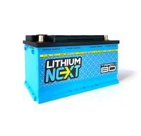 LithiumNEXT TRACK80 Clubsport Batterie 4.8kg