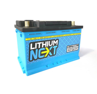 LithiumNEXT STREET85 Performance Batterie 6.5kg