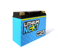LithiumNEXT RACE40 Motorsport Batterie 2.6kg